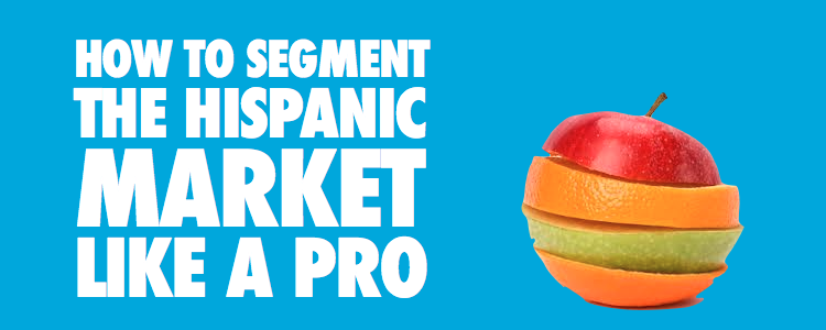 Hispanic Market segmentation by acculturation