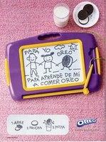 Oreo Print Ad