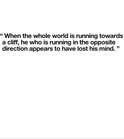 Always follow your instinct #greatquotes