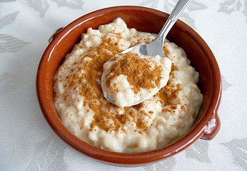 Arroz con leche. Comfort food Latin style. #youeatwithyoureyesfirst