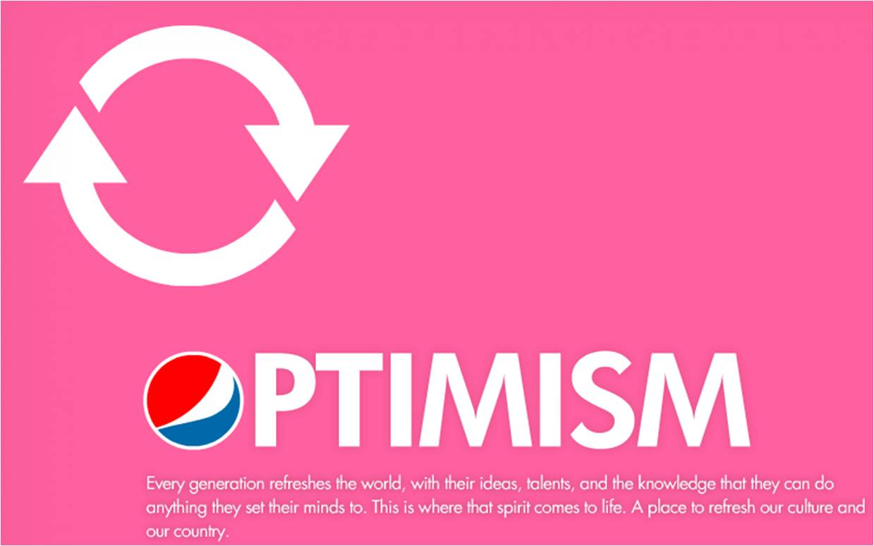 Pepsi Optimism Project Finds Most Americans See the Glass as Half Full