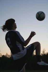 Hispanic women and Sports - Soccer or football