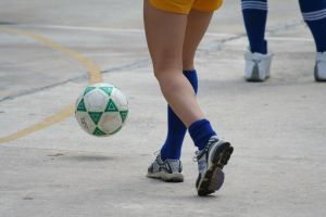 Hispanic women and Sports - Soccer or football