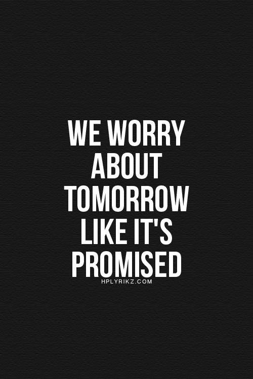 like it's promised