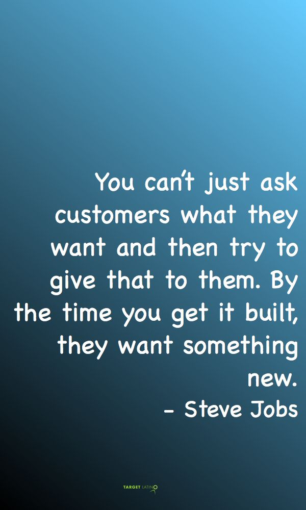 Steve Jobs #innovation
