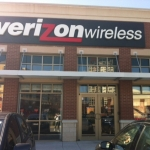 Verizon Wireless store front