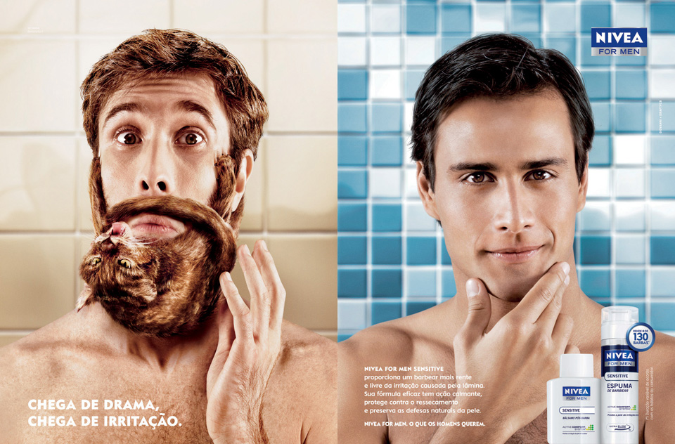 NIVEA for Men - Cat - FCB Brasil