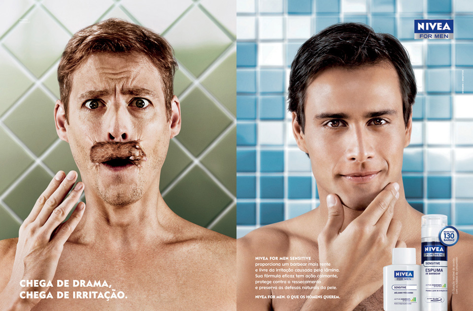 Rat for NIVEA for Men by Giovanni Draftfcb