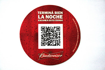 Mobile Marketing Campaign Budweiser | Photo