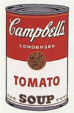 Andy Warhol Campbell Soup Tomato