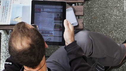 Smartphone Owners Turn to Local TV News Apps