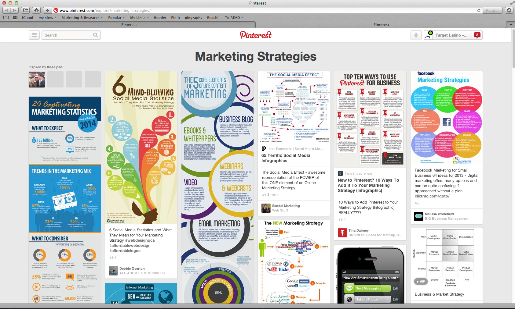 What Brands Does Volkswagen Own >> Pinterest Search by Interests, a Google contender?