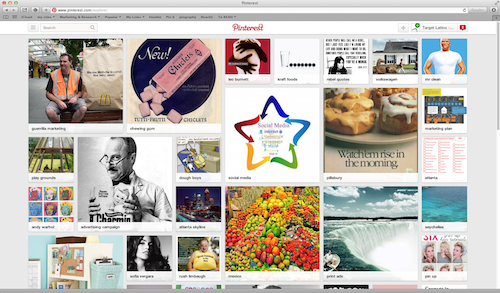 How exactly does Pinterest Search by Interests work?