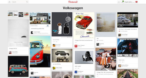 Pinterest Search: What search algorithm is used?