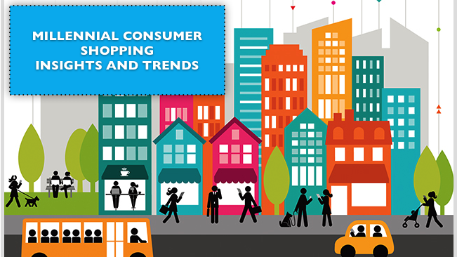 Millennial consumer shopping insights and trends - Copyright 2014 Target Latino - All rights reserved