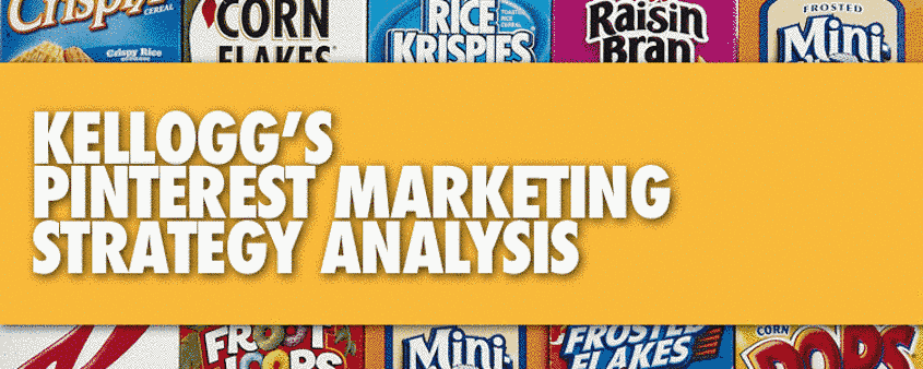 marketing analysis kellogg cornflakes What does kellogg's pinterest marketing strategy look like and results an in- depth analysis of pinterest marketing strategies by havi goffan, pintexpert.