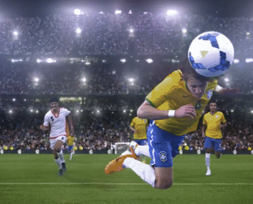 Gatorade World Cup 2014 Ad
