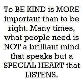 to be kind #quote