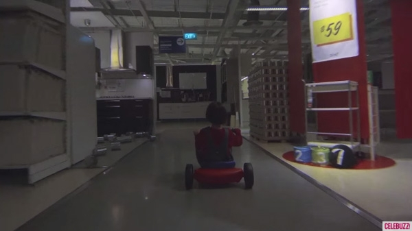 """Ikea: """"Come pay with us, Danny"""" 