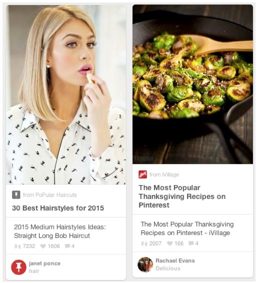 When content is interesting to your Pinterest audience it will get repinned and the more repins it has, the more traffic and backlinks it will gain | Pinterest SEO Tips